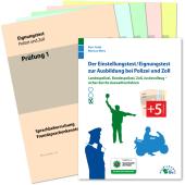 Der Einstellungstest / Eignungstest zur Ausbildung bei Polizei und Zoll Cover