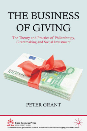 The Business of Giving
