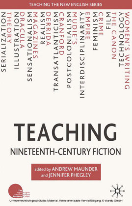 Teaching Nineteenth-Century Fiction