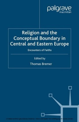 Religion and the Conceptual Boundary in Central and Eastern Europe