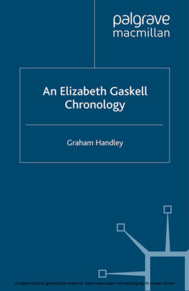 An Elizabeth Gaskell Chronology