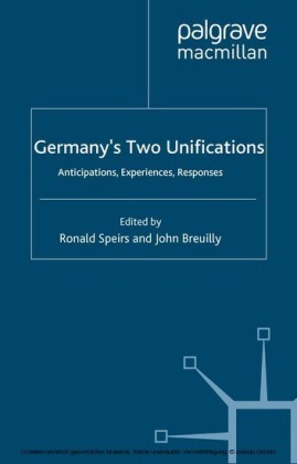 Germany's Two Unifications