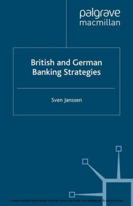 British and German Banking Strategies