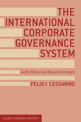 The International Corporate Governance System