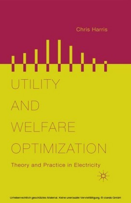 Utility and Welfare Optimization
