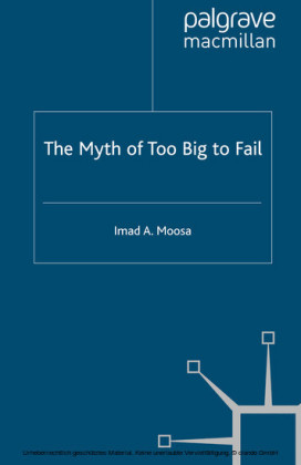 The Myth of Too Big To Fail