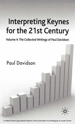 Interpreting Keynes for the 21st Century