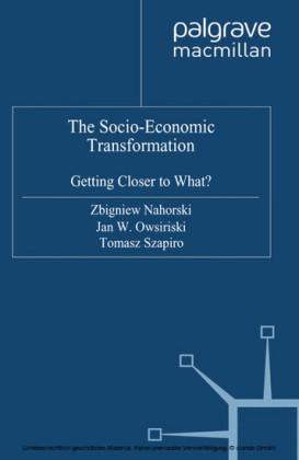 The Socio-Economic Transformation
