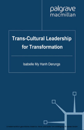 Trans-Cultural Leadership for Transformation