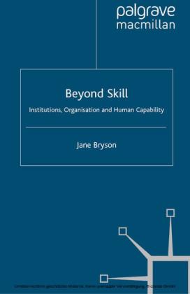 Beyond Skill