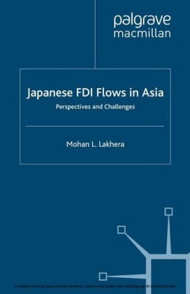 Japanese FDI Flows in Asia