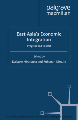 East Asia's Economic Integration