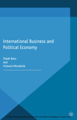 International Business and Political Economy