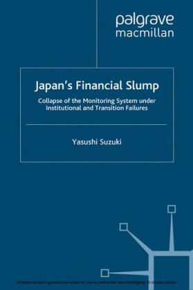 Japan's Financial Slump