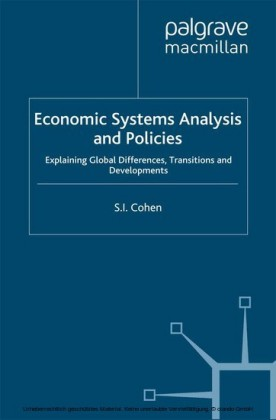 Economic Systems Analysis and Policies