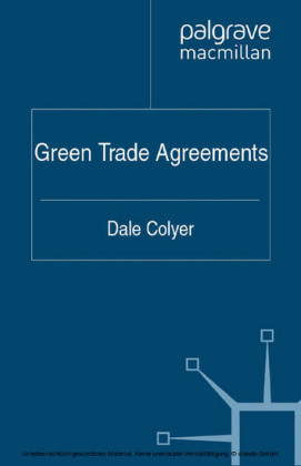 Green Trade Agreements