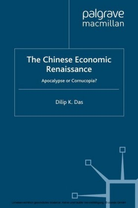 The Chinese Economic Renaissance