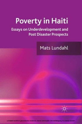 Poverty in Haiti