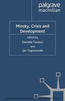 Minsky, Crisis and Development