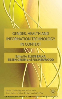 Gender, Health and Information Technology in Context