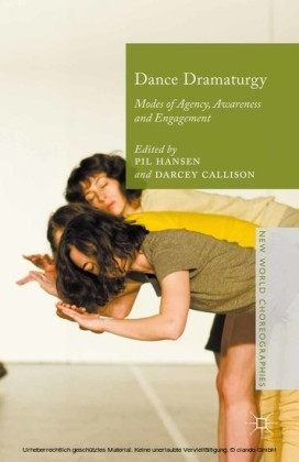 Dance Dramaturgy