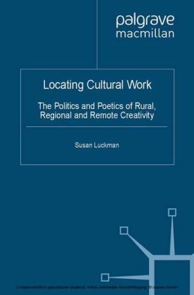 Locating Cultural Work
