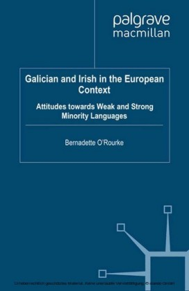 Galician and Irish in the European Context