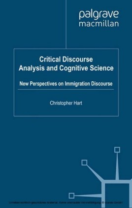 Critical Discourse Analysis and Cognitive Science