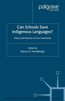 Can Schools Save Indigenous Languages?