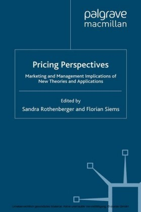 Pricing Perspectives