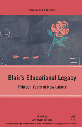 Blair's Educational Legacy
