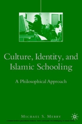 Culture, Identity, and Islamic Schooling