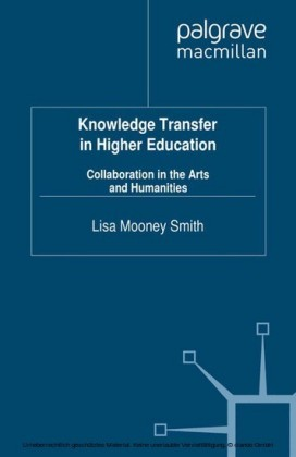 Knowledge Transfer in Higher Education