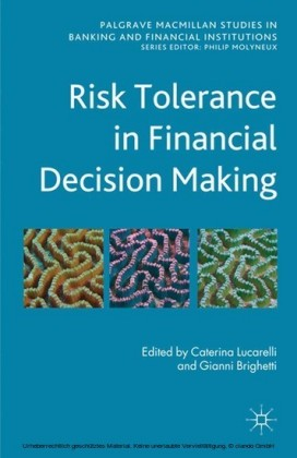 Risk Tolerance in Financial Decision Making