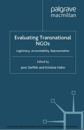 Evaluating Transnational NGOs