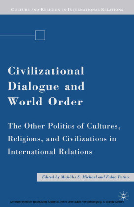 Civilizational Dialogue and World Order