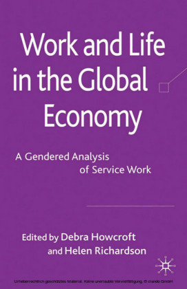 Work and Life in the Global Economy