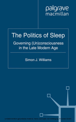 The Politics of Sleep