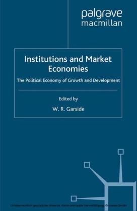 Institutions and Market Economies