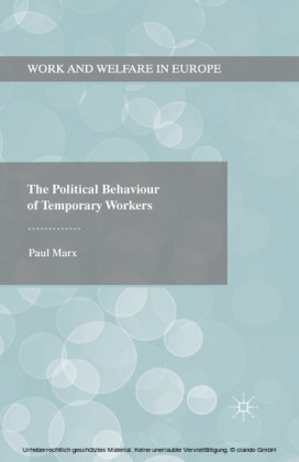 The Political Behaviour of Temporary Workers