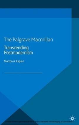 Transcending Postmodernism