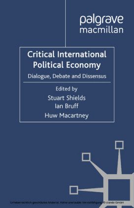 Critical International Political Economy