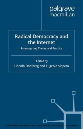 Radical Democracy and the Internet