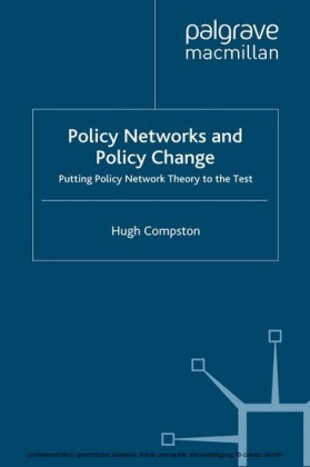 Policy Networks and Policy Change