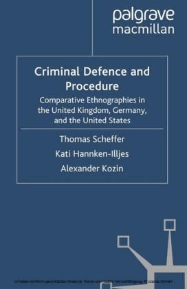 Criminal Defence and Procedure