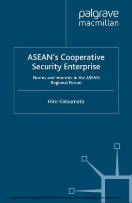 ASEAN's Cooperative Security Enterprise
