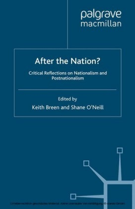 After the Nation?