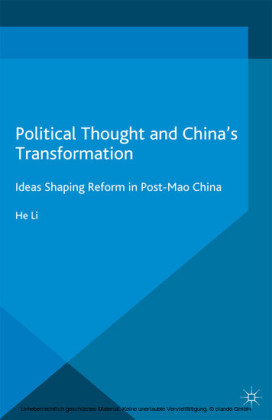 Political Thought and China's Transformation