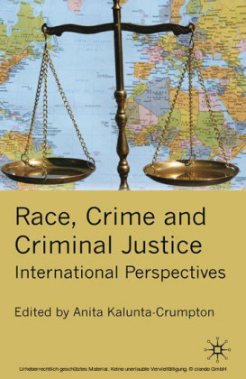 Race, Crime and Criminal Justice