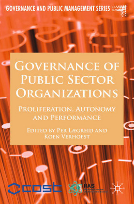 Governance of Public Sector Organizations